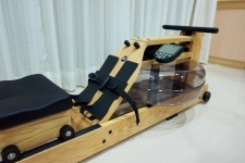 Row, Row, Row Your Boat~ water rower 使