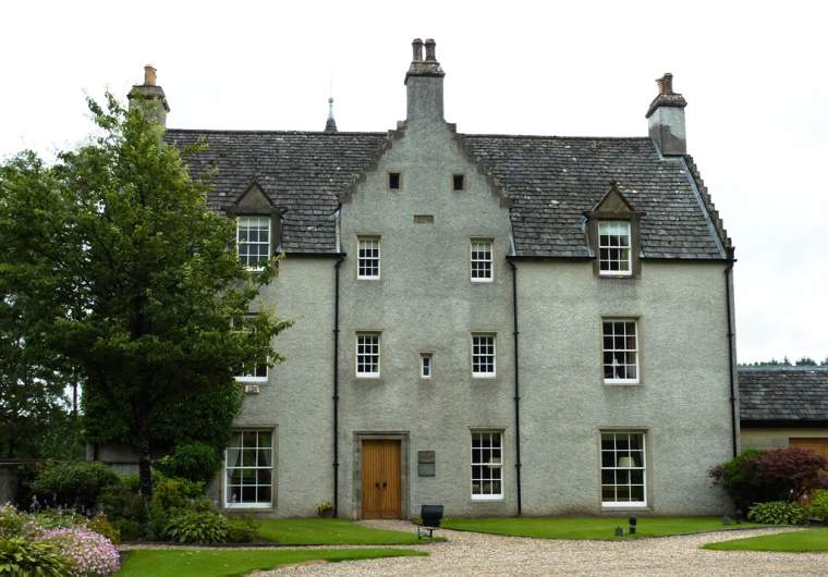 Macallan Easter Elchies House.JPG